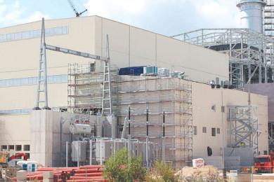 440MW combined cycle power plant (CCPP), Elektrėnai, Lithuania