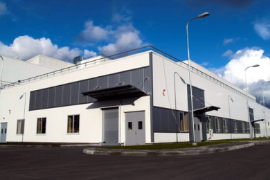 Grindex ursodeoxycholic acid production unit, Riga, Latvia