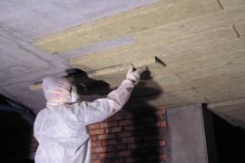 Gežbetoninių konstrukcijų apsauga kalcio silikato plokštėmis fogo ugniaatparinimas