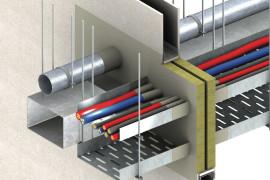 Elektros kabelių priešgaisrinis sandarinimas Fogo