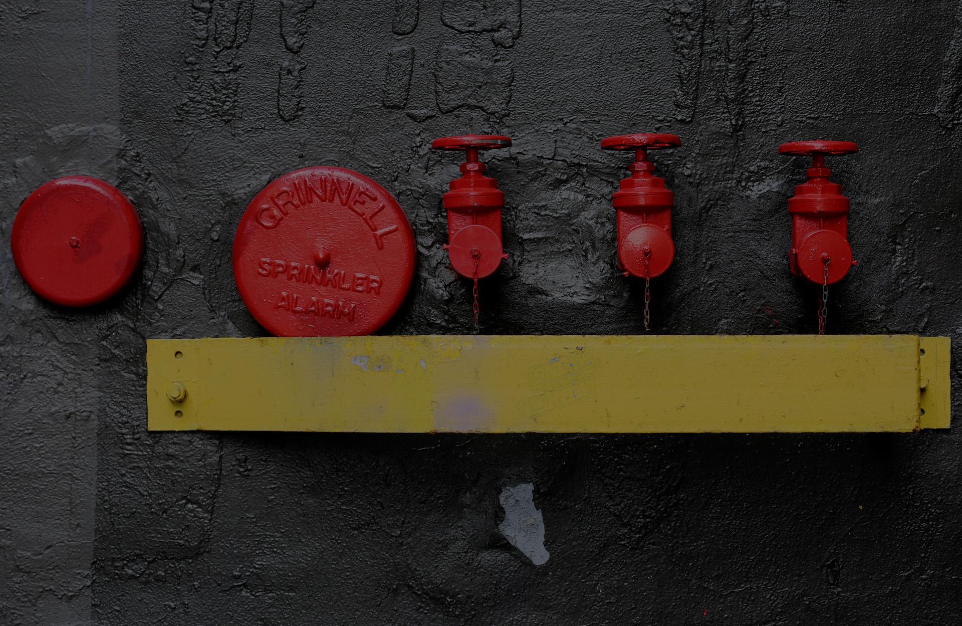 gaisrinės saugos sprendimai Fogo