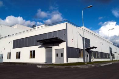 Ursodeksilonukleidinės rugšties gamykla Grindex, Ryga